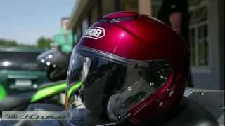 Shoei J-Cruise Helmet Features