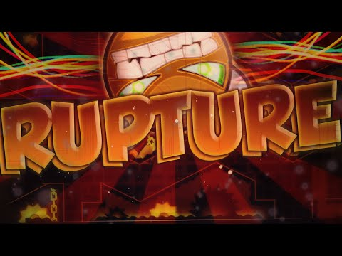 Geometry Dash (INSANE DEMON) - Rupture - By Constar