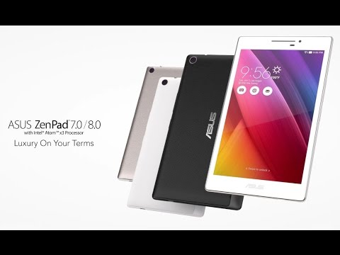 Asus ZenPad 8 0 Z380C Hard Reset and Forgot Password Recovery, Factory Reset