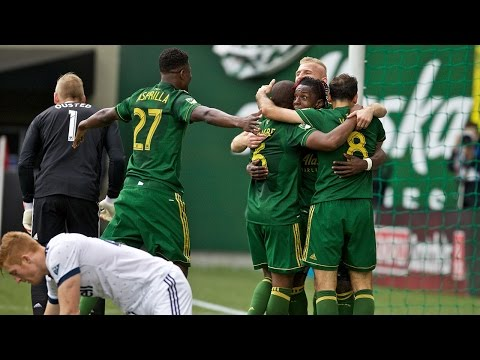 Video: MATCH HIGHLIGHTS | Portland Timbers 2, Vancouver Whitecaps FC 1