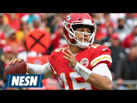 Video: Players To Watch In Week 6: Pats Vs. Chiefs