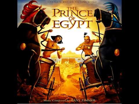 06 The Prince Of Egypt Meeting Tzipporah OST