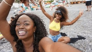 Naples Italy  city photo : TRAVEL VLOG: ITALY, NAPLES & AMALFI COAST!