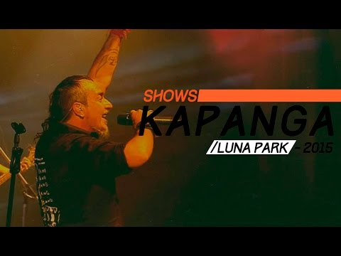 Kapanga video Luna Park - 20 Años - Show Completo