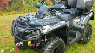 4. 2017 Can-Am Outlander Max XT 1000R intro video