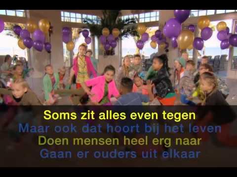 Feest! - Kinderen voor Kinderen (met zang) Kinderboekenweek 2014