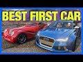 Forza Horizon 4 Online : THE BEST FIRST CAR CHALLENGE!!