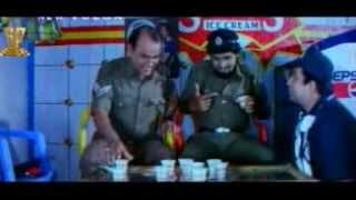 Brahmanandam  Avs Ali Comedy Scene||  Super Police