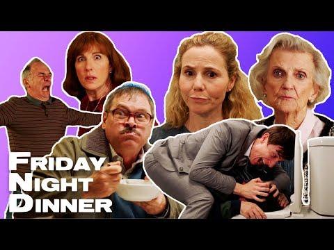 Season 6 Highlights! | Friday Night Dinner
