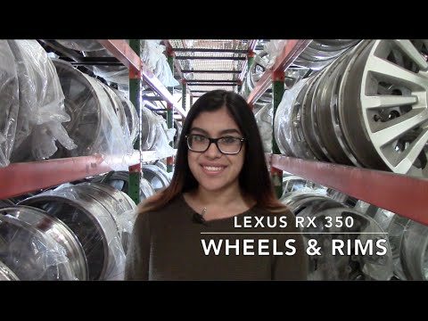 Factory Original Lexus RX 350 Wheels & Lexus RX 350 Rims – OriginalWheels.com