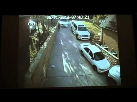 Russia - Handbrake Fail
