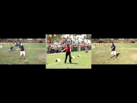 Golf Lesson – Huge Improvement in Just ONE Lesson