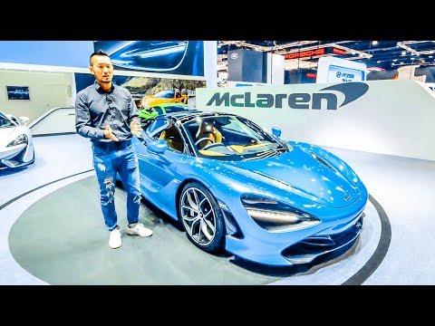 McLaren 720S Spider 2019 - Một từ thôi: HOÀN HẢO - Thời lượng: 19 phút.