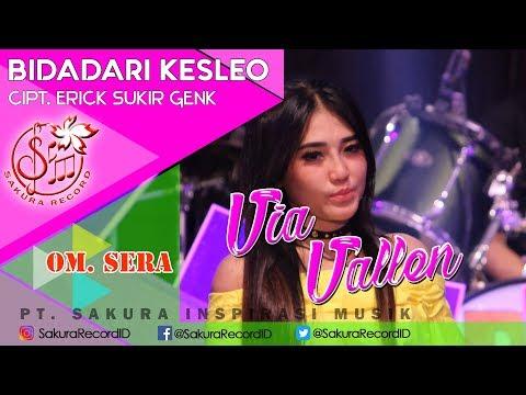Video Via Vallen - Bidadari Kesleo - OM.SERA (Official Music Video) download in MP3, 3GP, MP4, WEBM, AVI, FLV January 2017