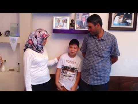 Ebrar Işık  - Hidrosefali Hastası - Prof. Dr. Orhan Şen