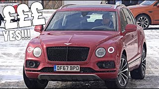 The New Bentley SUV is WORTH EVERY PENNY!! by Supercars of London