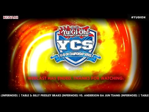 Yu-Gi-Oh! Championship Series — Denver — April 8-9, 2017