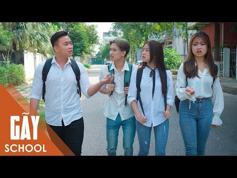 CÒN ĐÚNG CÁI NỊT | PHIM TÌNH CẢM HỌC ĐƯỜNG GÃY SCHOOL