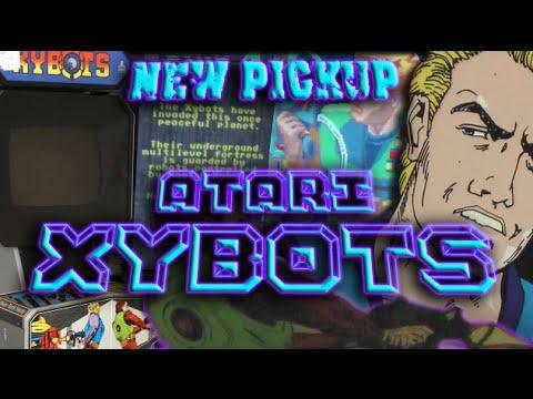 New Pickup: Atari XYBOTS Arcade