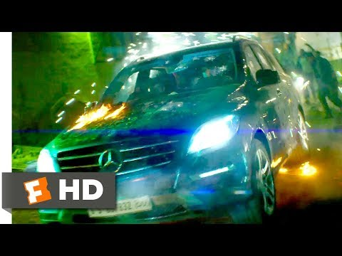 13 Hours: The Secret Soldiers of Benghazi (2016) - Wrong Turn Scene (5/10) | Movieclips