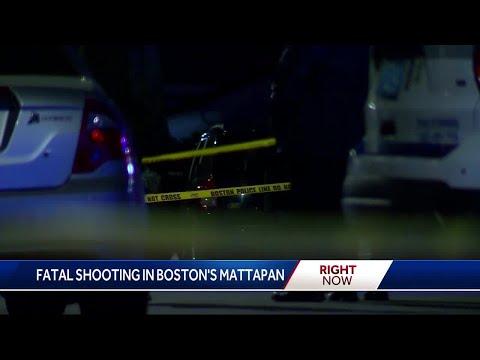 Gunman sought in fatal Mattapan shooting