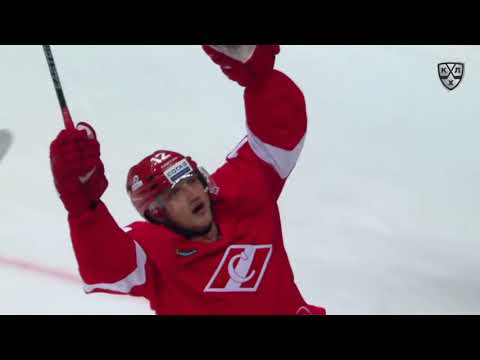 Daily KHL Update - September 19th, 2018 (English) (видео)