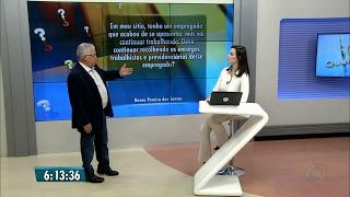 """Bom Dia Paraíba – Quadro """"Eu Quero Saber"""" – 14.02.2017"""