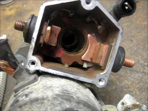 Denso Starter Repair (Honda, Toyota, Chrysler etc.)