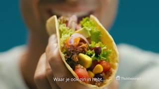 Je favoriete tijd - Tijd voor Thuisbezorgd.nl