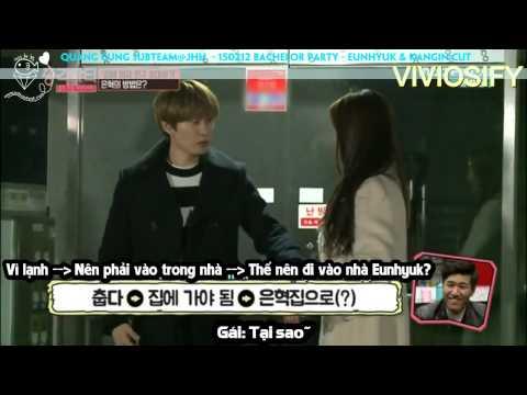 [JHH][Vietsub] Cách Eunhyuk dẫn bạn gái về nhà ~ Bechelor party cut 150212
