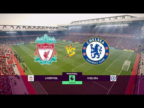 Liverpool Vs Chelsea - Premier League 14 April 2019 Gameplay