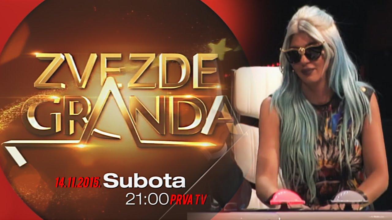 ZVEZDE GRANDA 2015 – 2016 – osma emisija – 14. 11. – najava