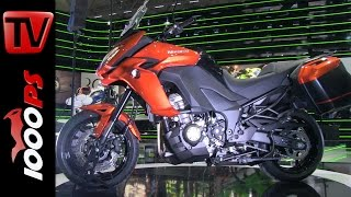 9. Kawasaki Versys 1000/650 Walk Around | Specs - Live Pictures