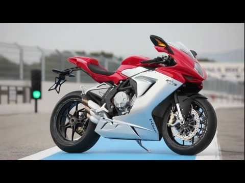 F3 - Riding the £9999 F3 at its world launch around the surreal blue and red-lined track at Paul Ricard in the south of France has left MCN seriously impressed wi...