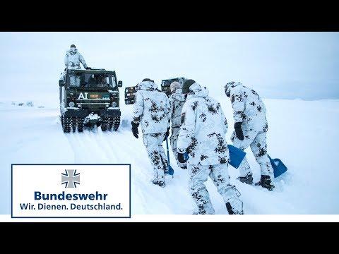 Orientieren im Eis – Die Bundeswehr in Norwegen - Eiskristall 2/2