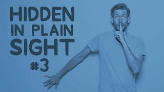 Video You'll Never Guess Where He's Actually Hiding | Hidden in Plain Sight #3 MP3, 3GP, MP4, WEBM, AVI, FLV Juni 2019
