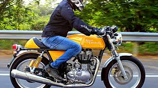 10. 2018 Royal Enfield Continental GT Cafe Racer