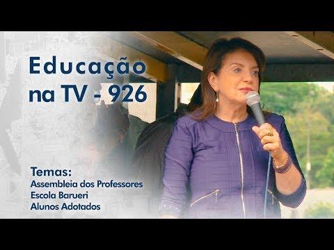 Assembleia dos Professores | Escola Barueri | Alunos Adotados