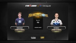Neirea vs Orange, game 1