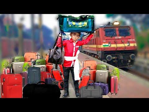 छोटू दादा कुली | CHOTU DADA COOLIE | Khandesh Hindi Comedy | CHOTU DADA SAMAN WALA