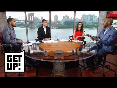 Is Antonio Brown more important to Steelers than Le'Veon Bell? | Get Up! | ESPN