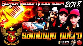 Video SAMBOYO PUTRO Lagu Jaranan Terbaik 2018 Versi Super Pegon Indonesia MP3, 3GP, MP4, WEBM, AVI, FLV Agustus 2018
