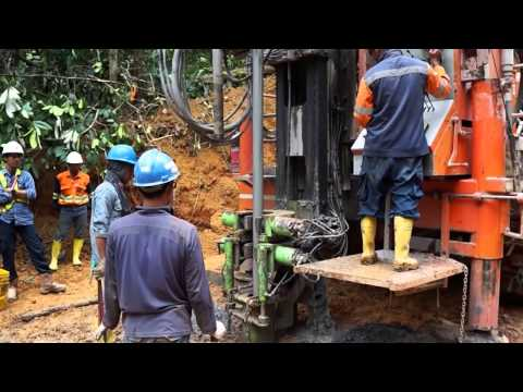 Dando Mintec 12.8 Mineral exploration Indonesia (Dando Drilling Indonesia)