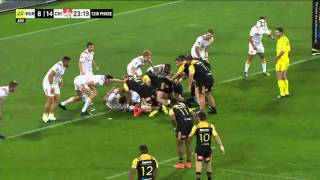 Hurricanes v Chiefs Rd.9 2016 | Super Rugby Video Highlights