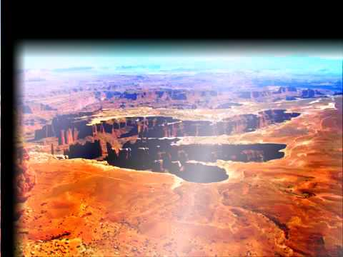 Travel around the world  Canyonlands  National Park