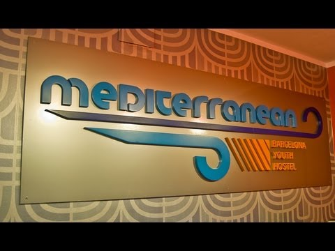 Video avMediterranean Youth Hostel