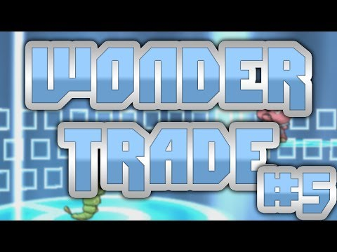 how to wonder trade in pokemon y
