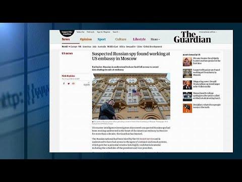 Νέα υπόθεση κατασκοπείας από Ρωσίδα υπήκοο ερευνά η Ουάσινγκτον…