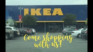 Can you believe I've never been to ikea!!! I know, I know... we've been living under a rock! 😒 follow along as we navigate our first trip and see what we ended up taking home Follow me on IG @Karena_MyLife