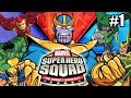 Marvel Super Hero Squad The Infinity Gauntlet 1 Iron Ma